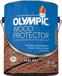 Wood Protector Waterproofing Sealant Clear