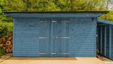 Great Stain Colors For Sheds