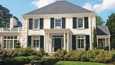 The Best Exterior Paint Color Schemes