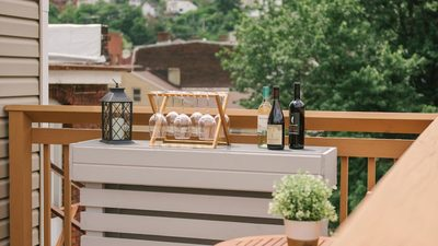 Raise the Bar on Outdoor Entertaining